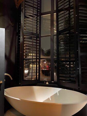 Perfect Amsterdam boutique hotel