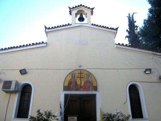 Ekklisia Agios Konstantinos ke Agia Eleni