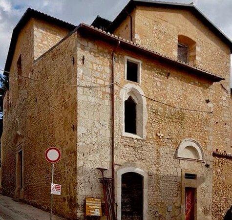Parrocchia S. Paolo di Barete