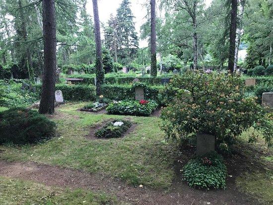 Friedhof Moritzburg