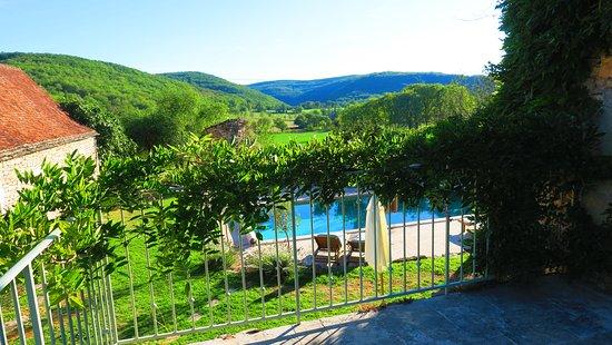 Calvignac, France: dans la campagne