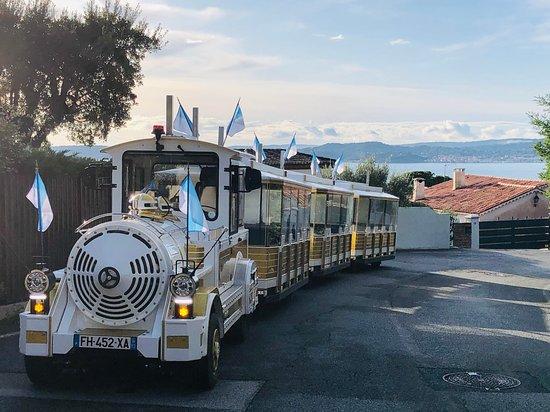 Le Petit Train de Sainte Maxime