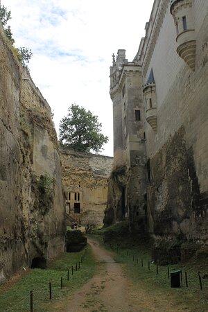 Breze, France: Chateau de Brézé