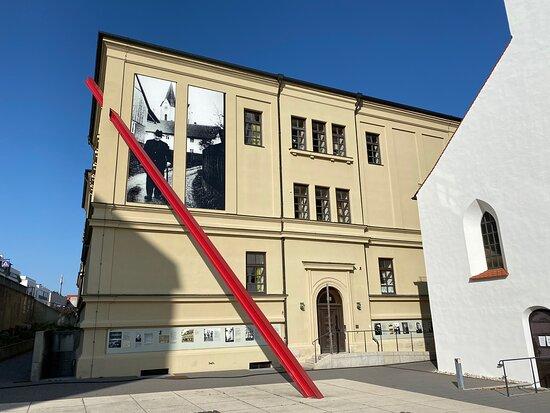 Denkmal fur die Opfer des Nationalsozialismus