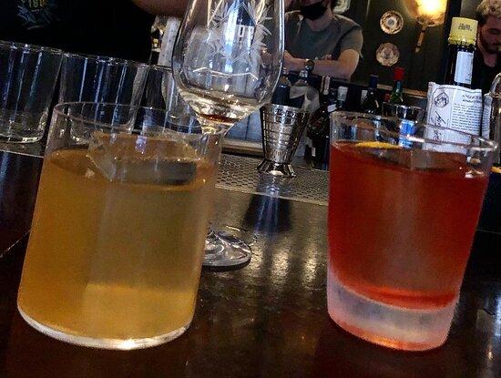Le Bar 1802