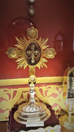 Maria Stein, OH: True Cross