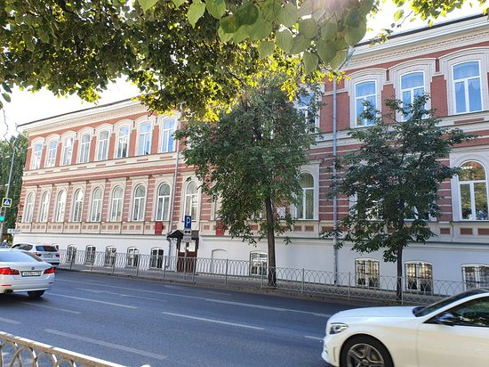 Mozalevskogo House
