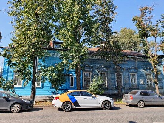 Дом Данилевского
