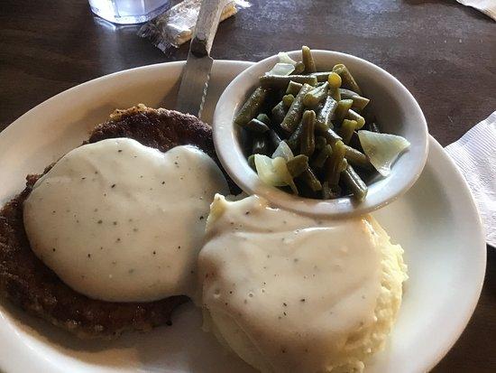 WaKeeney, Kansas: Lunch