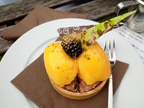 Burgbernheim, Duitsland: Mangotörtchen