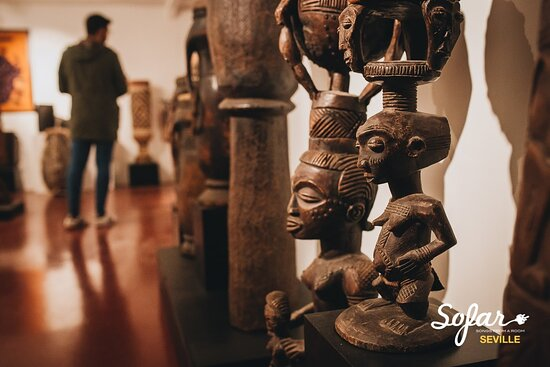 Museo de Musica Africana ?Te Suena Africa?