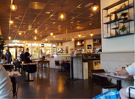 Uithoorn, Belanda: Insight view of the restaurant