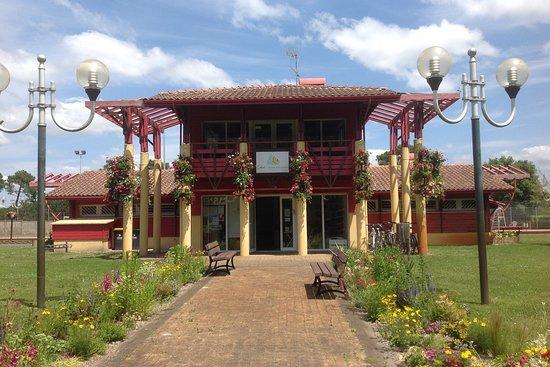 Office de tourisme du coeur du bassin d'arcachon, Bureau d'Information de Lanton