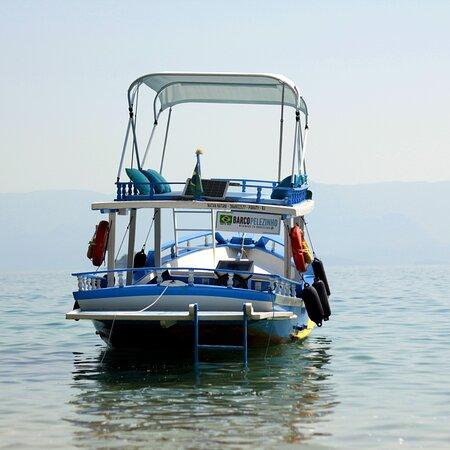 Barco Pelezinho