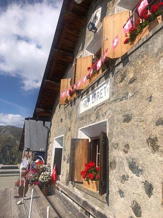 Ftan, Thụy Sỹ: Wunderschöne Hütte - Alp Laret