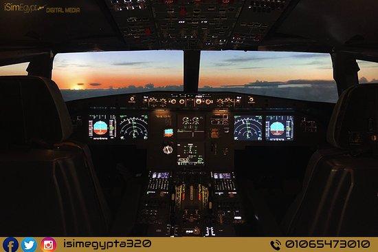 ISim Egypt Flight Simulator Center