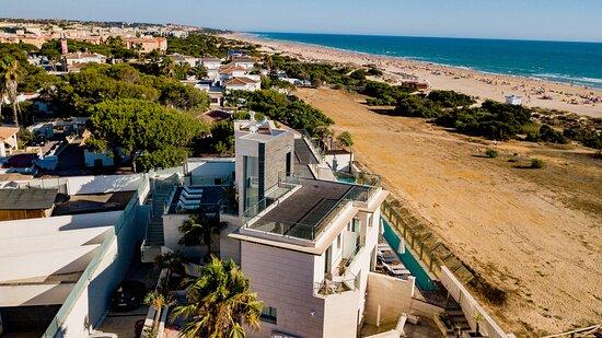 Hotel Boutique Aroma de Mar, hoteles en Conil de la Frontera
