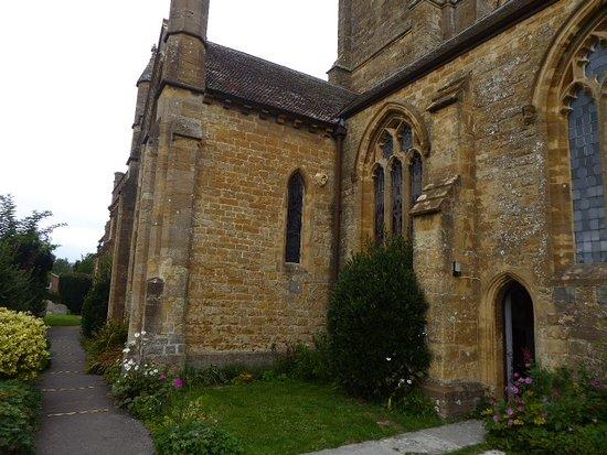 Parish Church of St. Mary's. Bridport