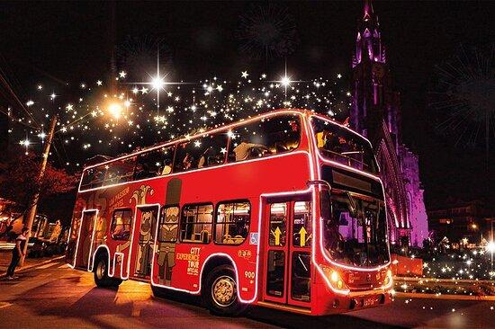 Tour de ônibus de iluminação - Show...