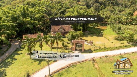 Nova Trento, SC: Sítio da Prosperidade Turismo Rural e de Experiência