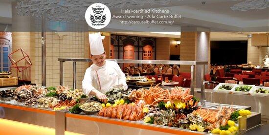 Carousel Buffet Singapore Central Area City Area Menu Prices Restaurant Reviews Tripadvisor