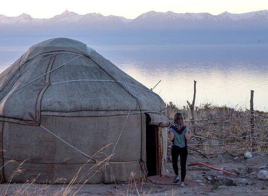 Bokonbayevo, Δημοκρατία της Κιργιζίας: Destination South Shore