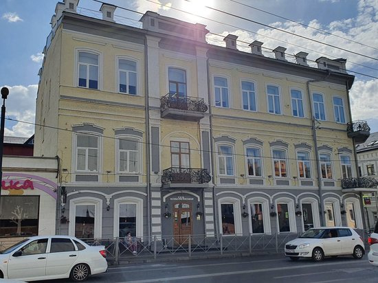 Дом Грачева