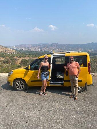 My amazing trip to Kuşadası guided by Yucel