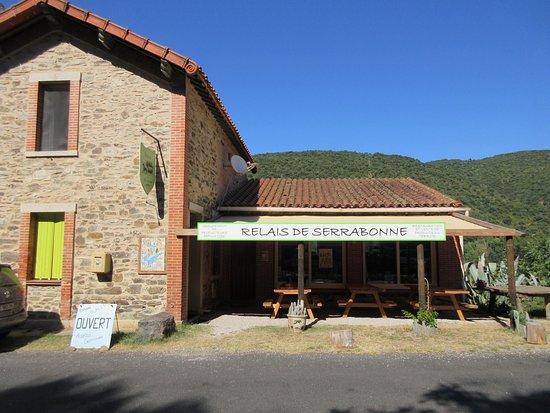 Boule-d'Amont, France: le relais de Serrabonne vous attend