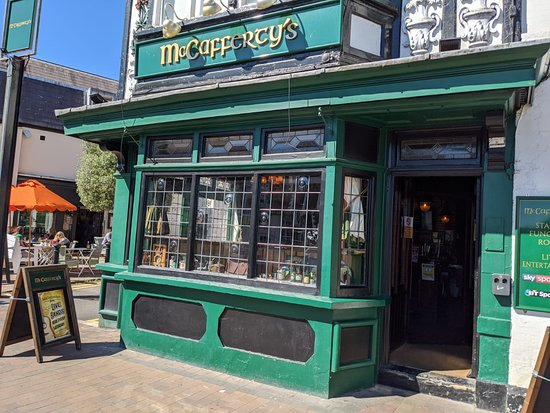 Mccafferty's Bar Epsom