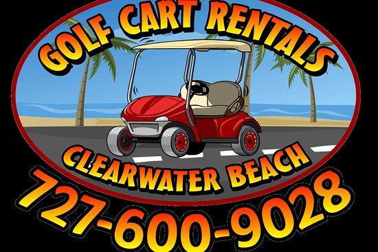 Clearwater Beach Golf Cart Rentals
