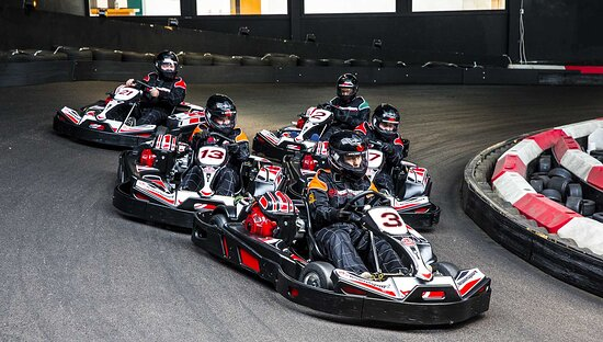 TeamSport Indoor Go Karting Watford