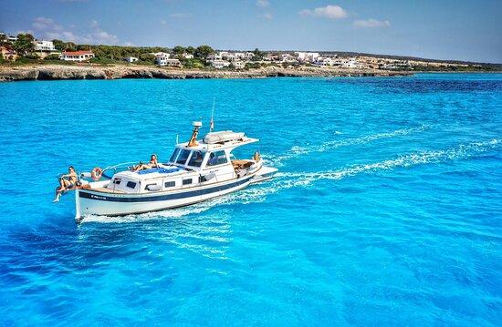 Divina Charter Menorca