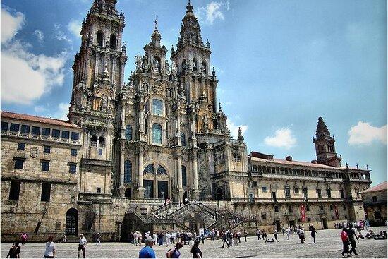 Praza de Fonseca, Santiago de Compostela, A Coruña, Spain