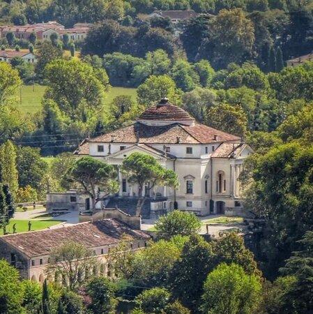 """Longare, Italie: La """"Rotonda"""" a Vicenza"""
