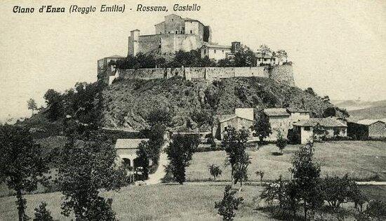 Province of Reggio Emilia, Itália: Castello di Rossena