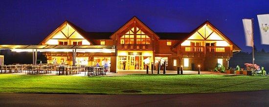 CUBO Golf Restavracija