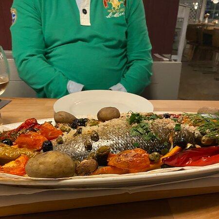 Hervorragendes Fischgericht! Sehr netter Und Aufmerksamer Service