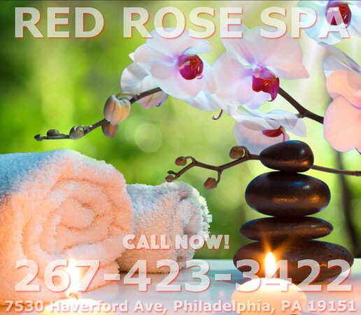 Red Rose Spa Asian Massage Open
