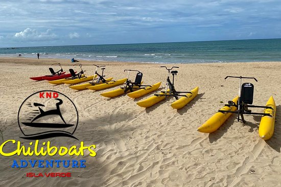Chiliboats Adventure, Isla Verde