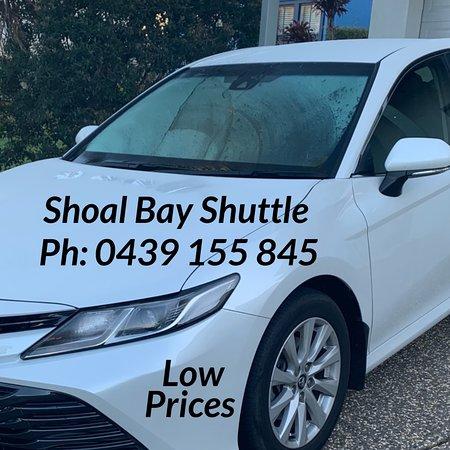 Shoal Bay Shuttle Service