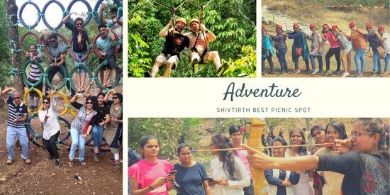 Nagpur District, อินเดีย: adventure