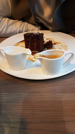 Rothes, UK: Date with hubby