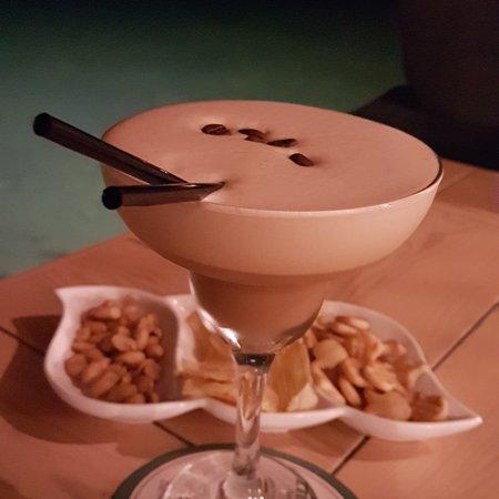 Amazing cocktails @Del MAR snack bar.