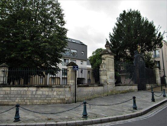 Chateau de Garges-les-Gonesse