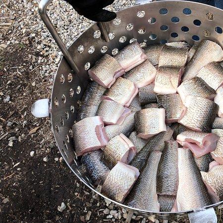 Best Fish Boil In Door County!
