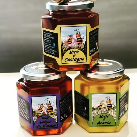 Miele le api di Famolasco
