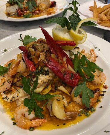 Fancy seafood ?