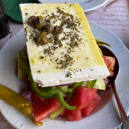 Gemütliches Restaurant unterhalb der Akropolis