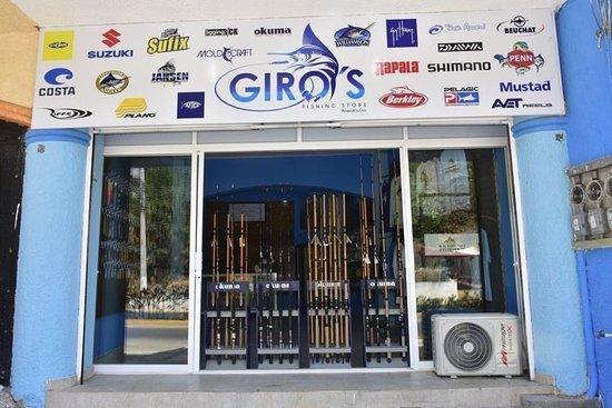 """""""Giro's Fishing Store"""""""